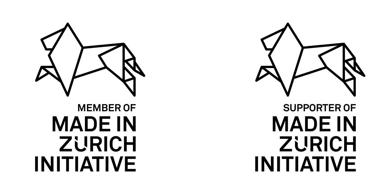 Logo der Made in Zürich Initiative